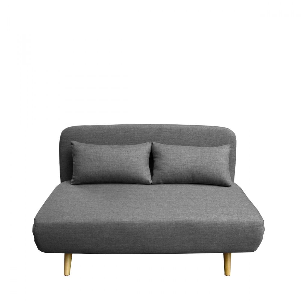 canap lit 2 places convertible john par drawer. Black Bedroom Furniture Sets. Home Design Ideas