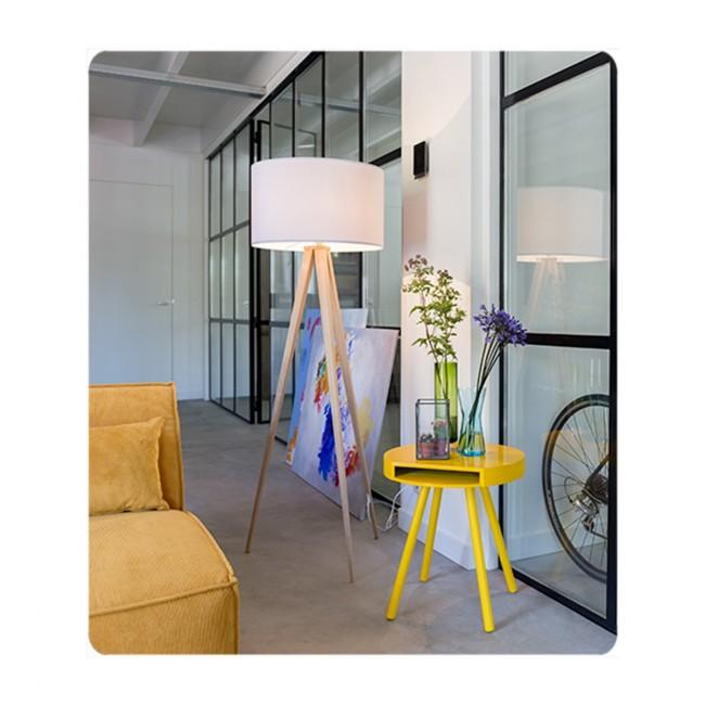 Table design vide-poche Hide & Seek ambiance