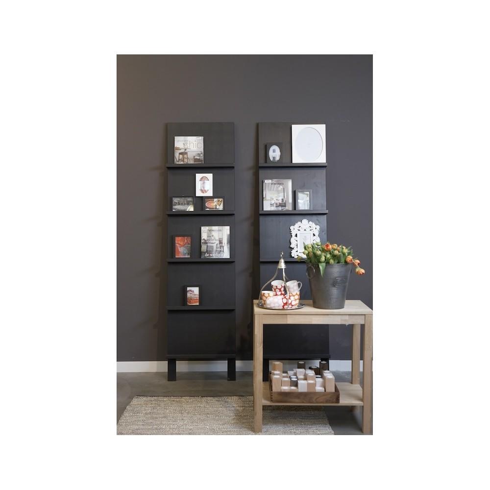 porte revues en bois clair henny par. Black Bedroom Furniture Sets. Home Design Ideas