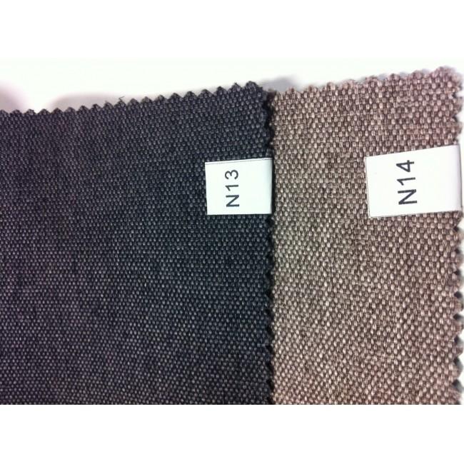Echantillon gratuit tissu gris N-13