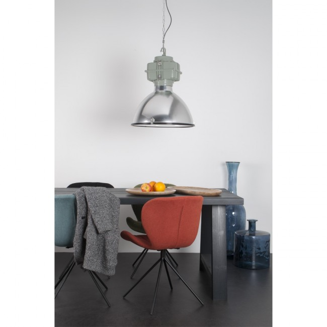 Lot de 2 chaises design OMG orange ambiance