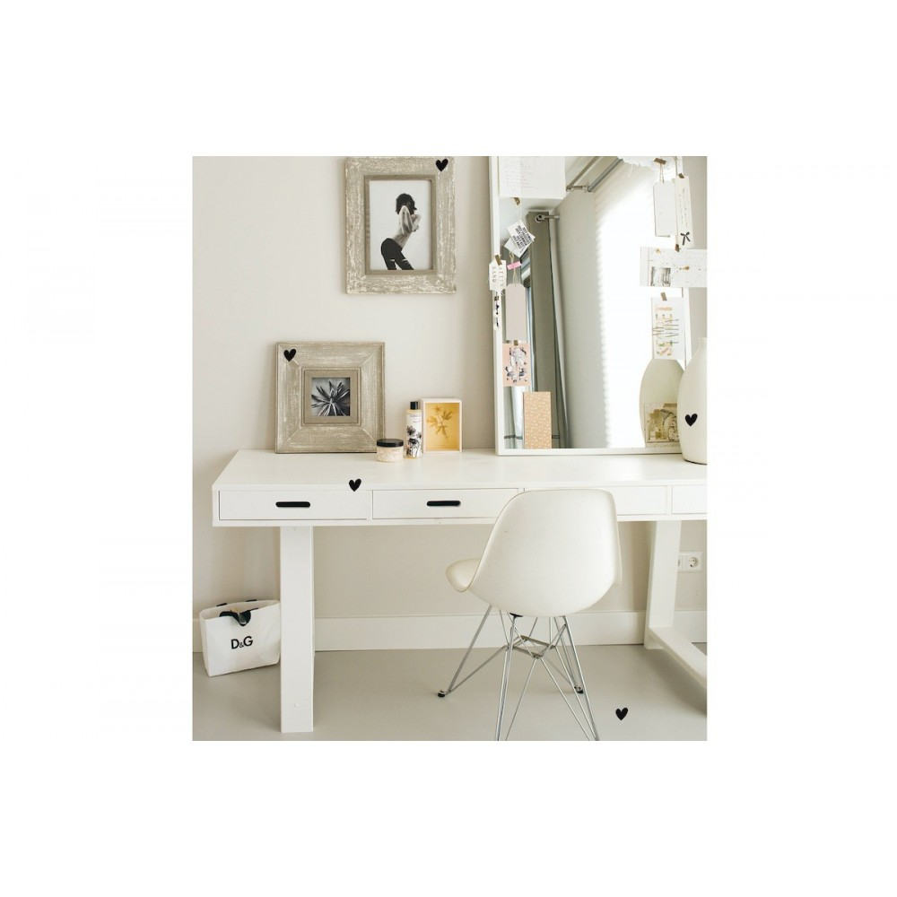 console bureau peu profond. Black Bedroom Furniture Sets. Home Design Ideas