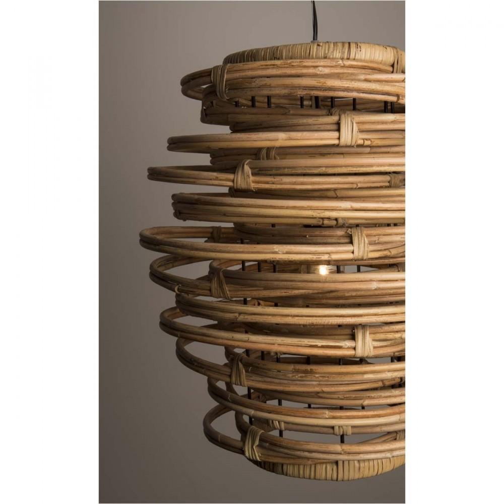 suspension osier. Black Bedroom Furniture Sets. Home Design Ideas