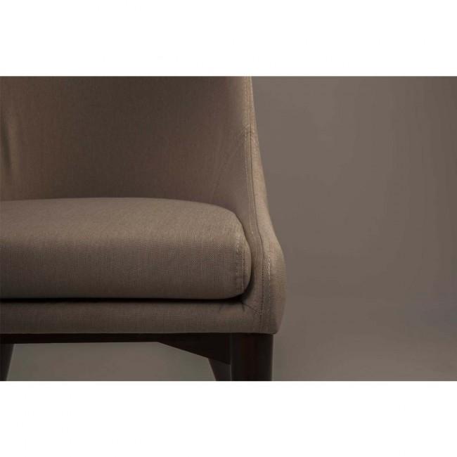 Lot de 2 chaises tissu Juju
