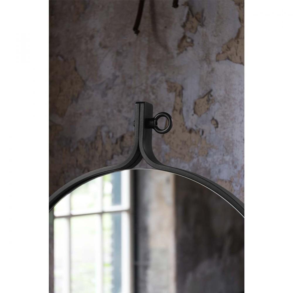 Miroir métal industriel métal attractif 16'