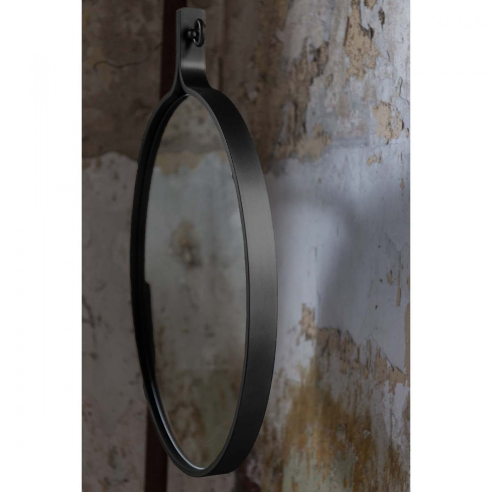 Miroir m tal industriel m tal attractif 16 39 for Miroir industriel