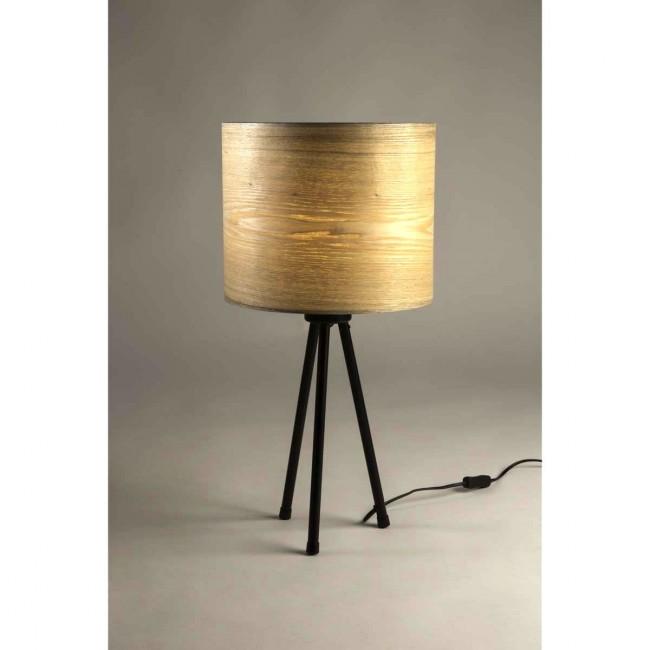 Lampe à poser tripode Woodland