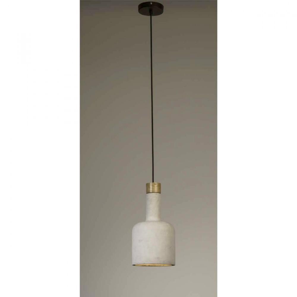suspension b ton bois bottle par. Black Bedroom Furniture Sets. Home Design Ideas