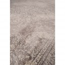 Tapis vintage Rugged beige detail tissu