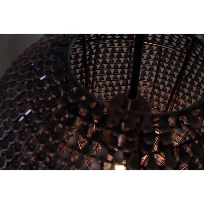 Suspension en cuivre Cooper Round detail
