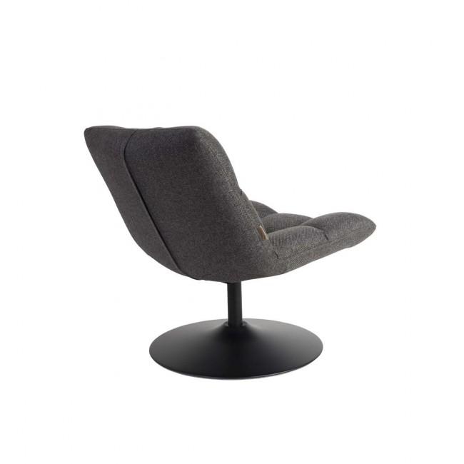 Fauteuil tissu pivotant lounge par - Produit nettoyage fauteuil tissu ...