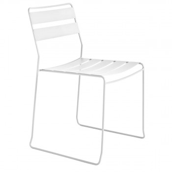 Tabouret de bar m tal et bois style industriel malira par for Chaise de parterre