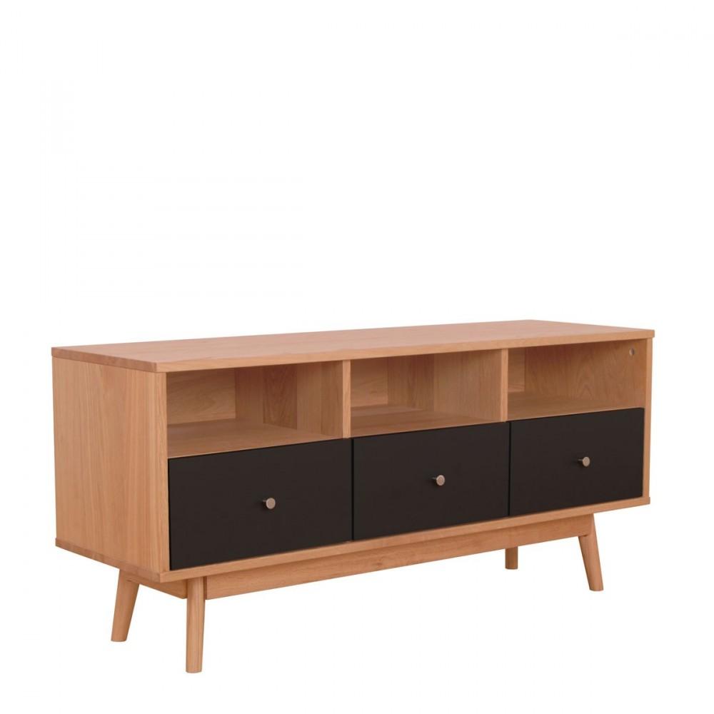 meuble tv scandinave gris solutions pour la d coration int rieure de votre maison. Black Bedroom Furniture Sets. Home Design Ideas