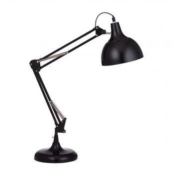 Lampe de bureau architecte Rigel noire