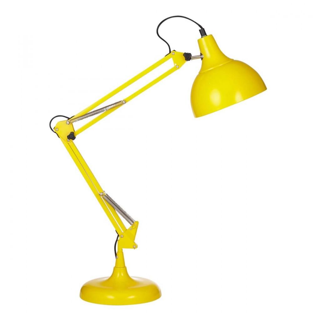 Lampe de bureau architecte rigel par for Lampe de bureau but