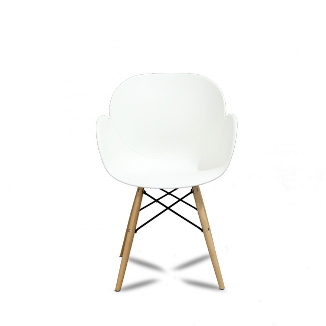 Lot de 2 chaises design Ki-oon