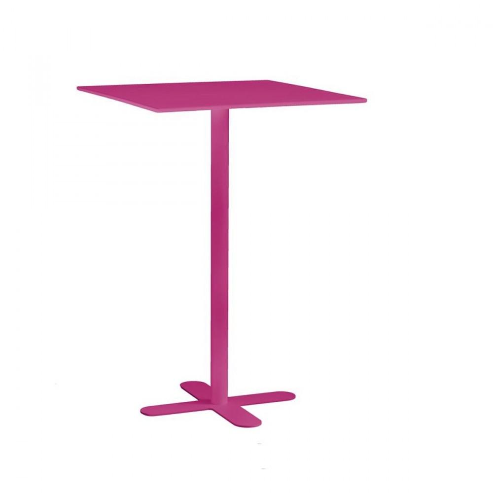 table haute de jardin design san mateo carr e 80x80 par. Black Bedroom Furniture Sets. Home Design Ideas