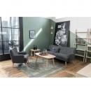 Canapé design scandinave 3 places Arcus ambiance