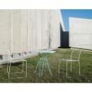 Table de jardin design carrée 90x90 Alameda ambiance