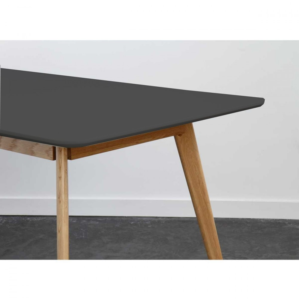 table scandinave skoll table manger en bois drawer. Black Bedroom Furniture Sets. Home Design Ideas