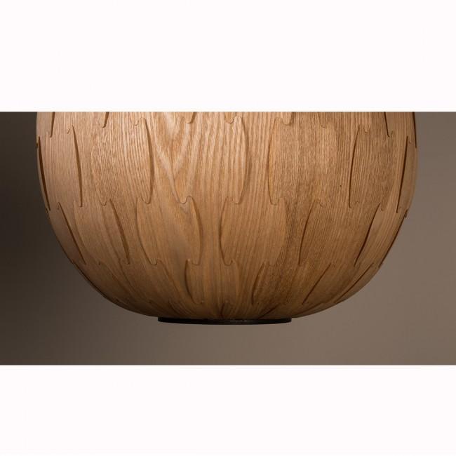 Suspension design bois Bond Round