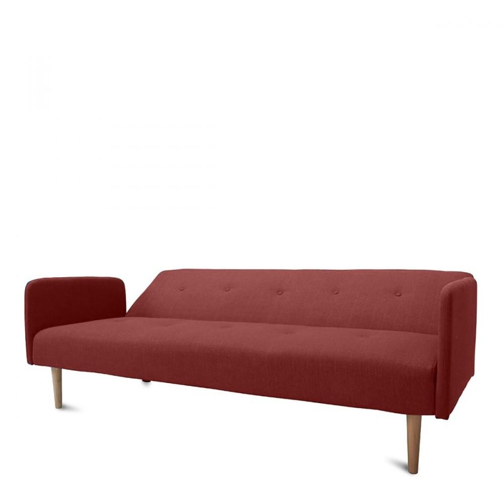 niels canap convertible clic clac accoudoirs look. Black Bedroom Furniture Sets. Home Design Ideas