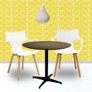 Lot de 2 chaises design Rockwood