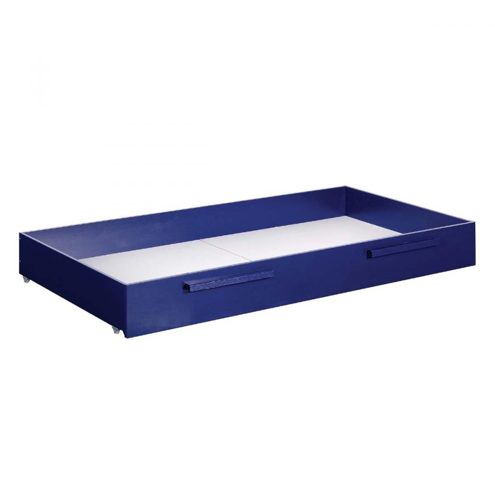 tiroir de lit tiroir de lit bois massif olive 90x190 cm tiroir de rangement pour lit volutif. Black Bedroom Furniture Sets. Home Design Ideas