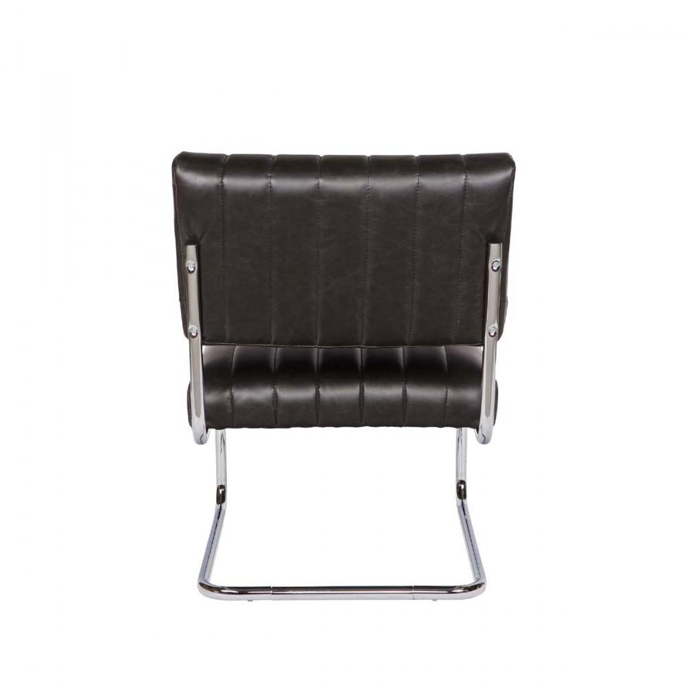 fauteuil retro simili cuir et chrome norton Résultat Supérieur 50 Beau Fauteuil Retro Photos 2017 Kae2
