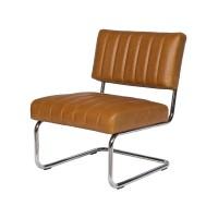 fauteuil vintage simili cuir norton par drawer. Black Bedroom Furniture Sets. Home Design Ideas