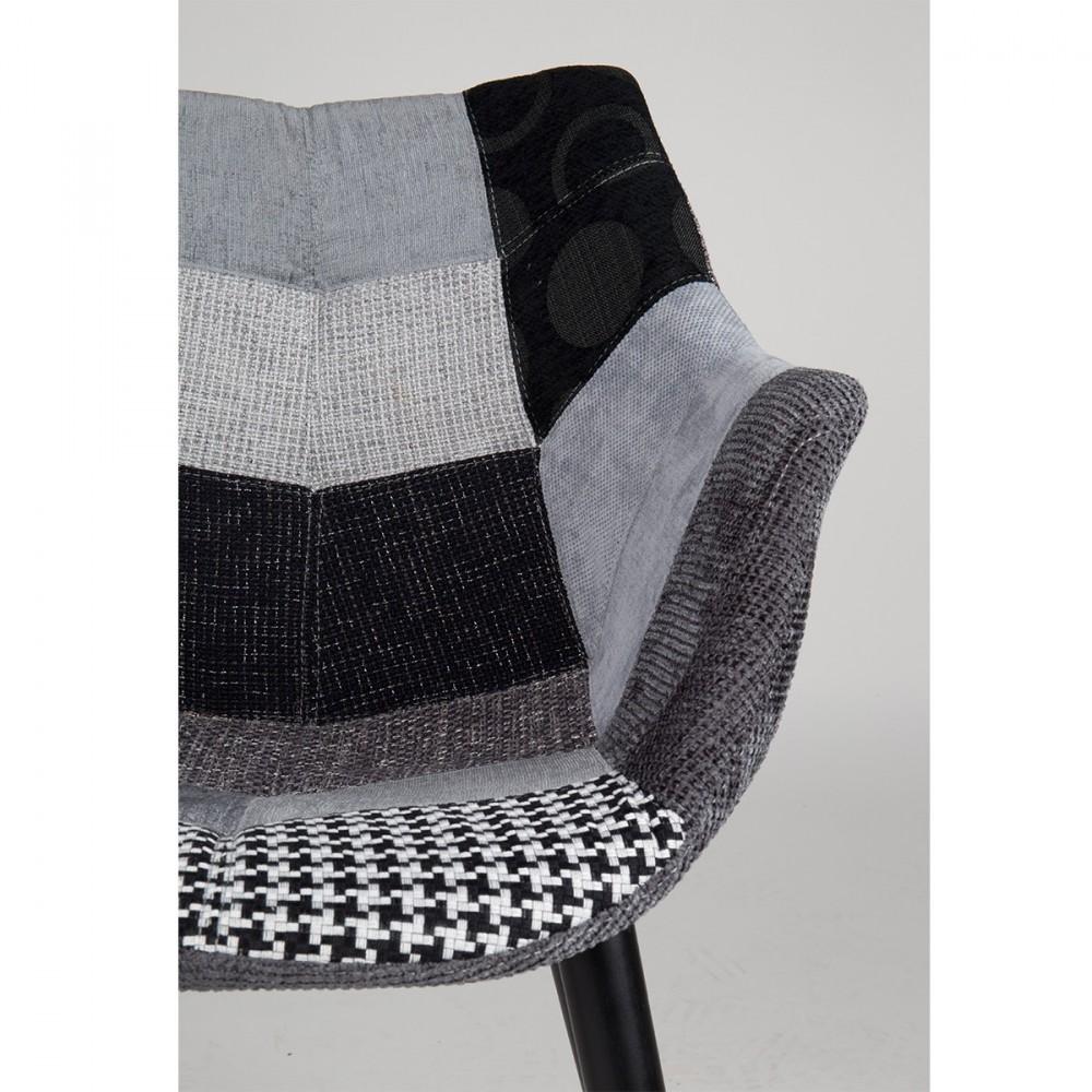 chaise lounge eleven patchwork. Black Bedroom Furniture Sets. Home Design Ideas