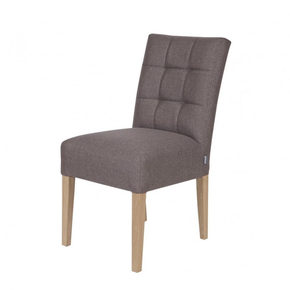 chaise anthracite pauwel par. Black Bedroom Furniture Sets. Home Design Ideas