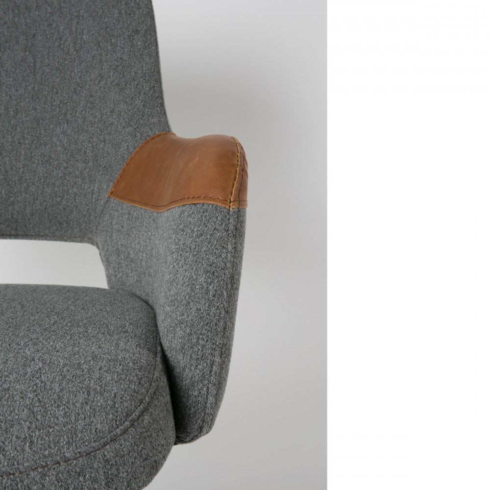 Fauteuil design pivotant syl zuiver