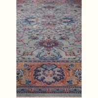 tapis persan vert old bid style oriental par drawer With tapis persan avec canapé 2 places style anglais