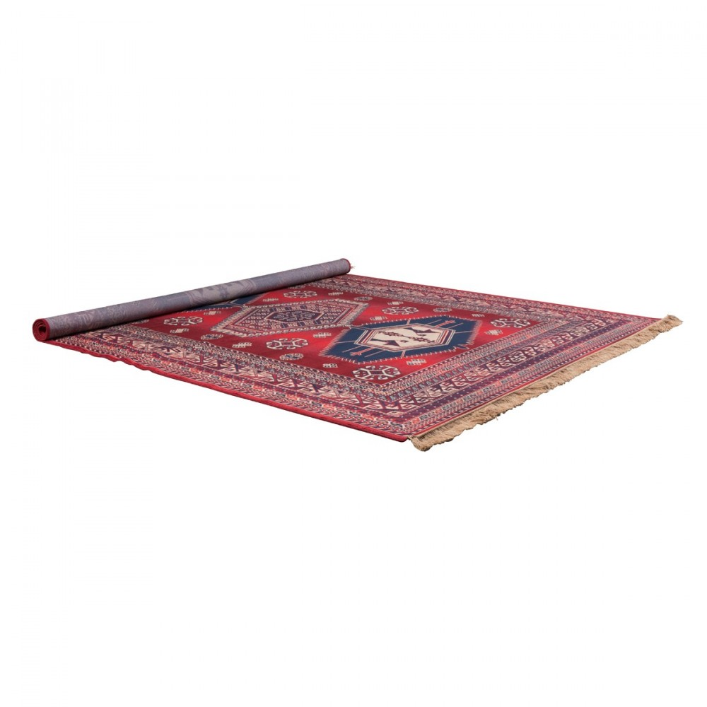 tapis iranien vieux rouge jar style oriental par drawer. Black Bedroom Furniture Sets. Home Design Ideas