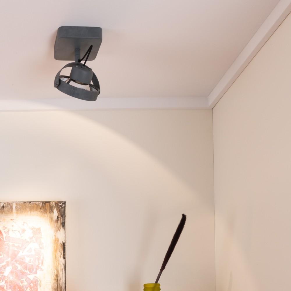 applique plafonnier murale halog ne dice zuiver. Black Bedroom Furniture Sets. Home Design Ideas