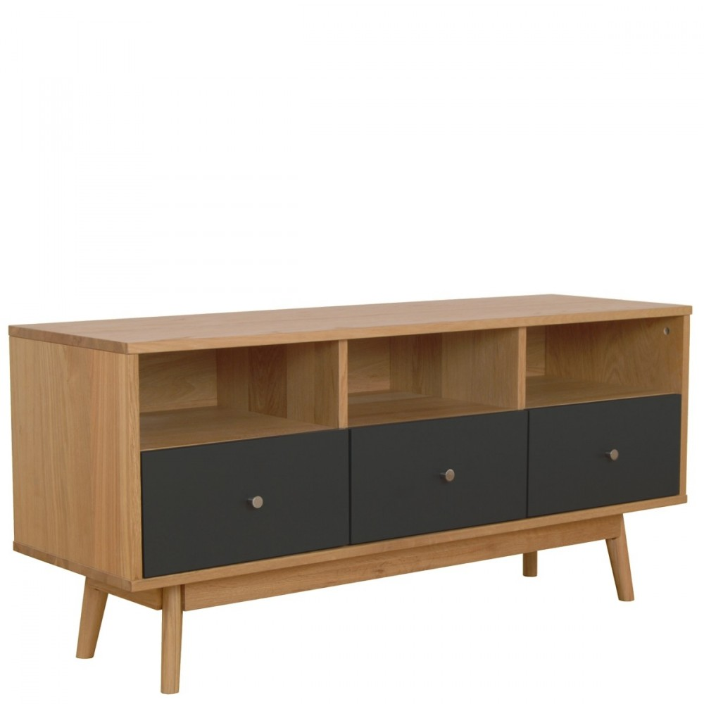 Meuble tv design nordique sammlung von for Meuble nordique