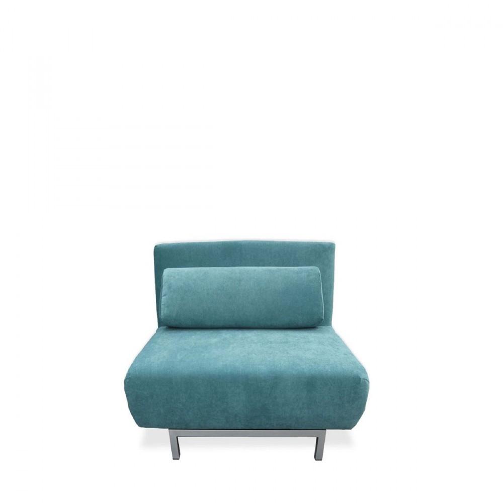 clic clac 1 place archie le fauteuil lit par drawer. Black Bedroom Furniture Sets. Home Design Ideas