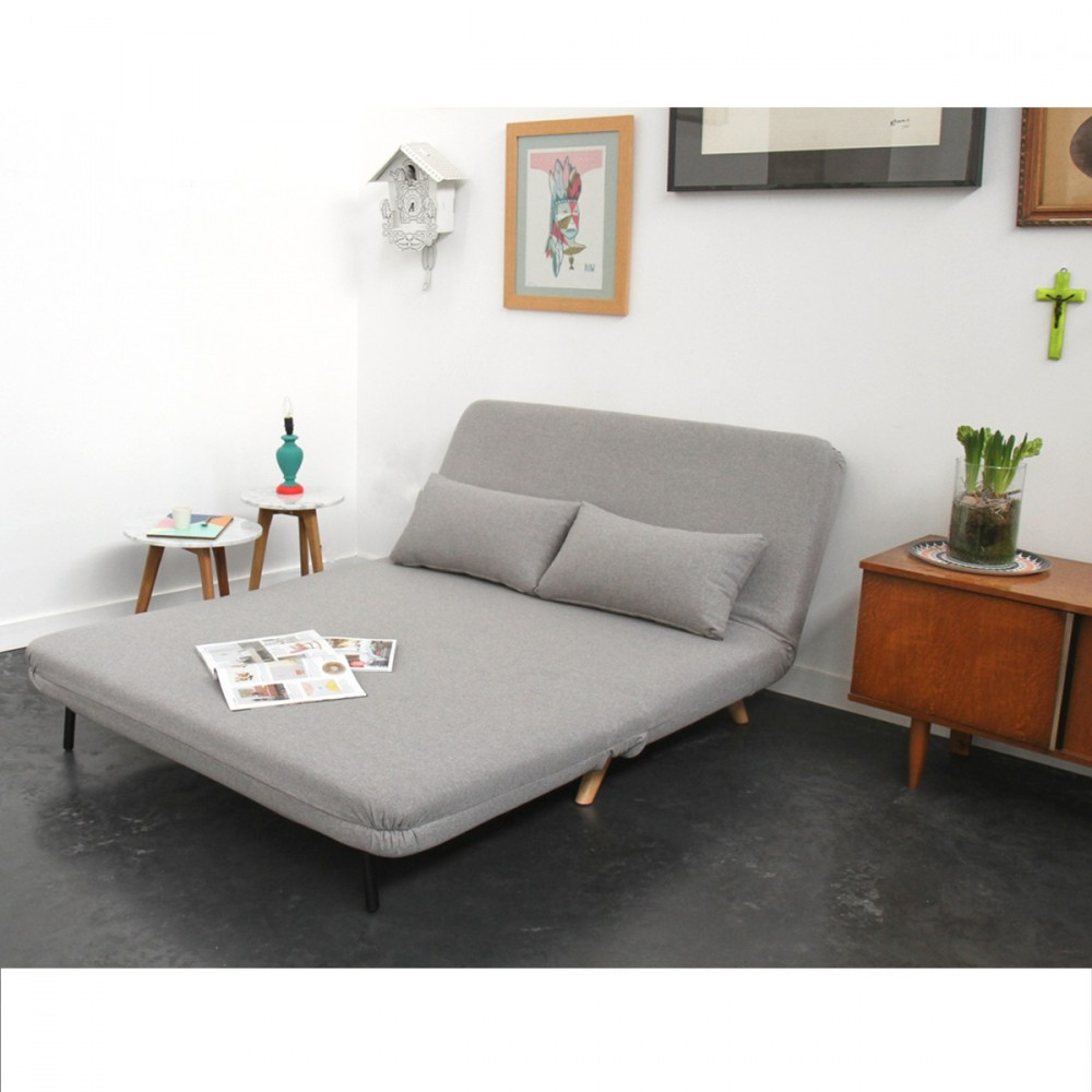 canape lit 2 places convertible john par drawer With tapis chambre enfant avec canape convertible lyon