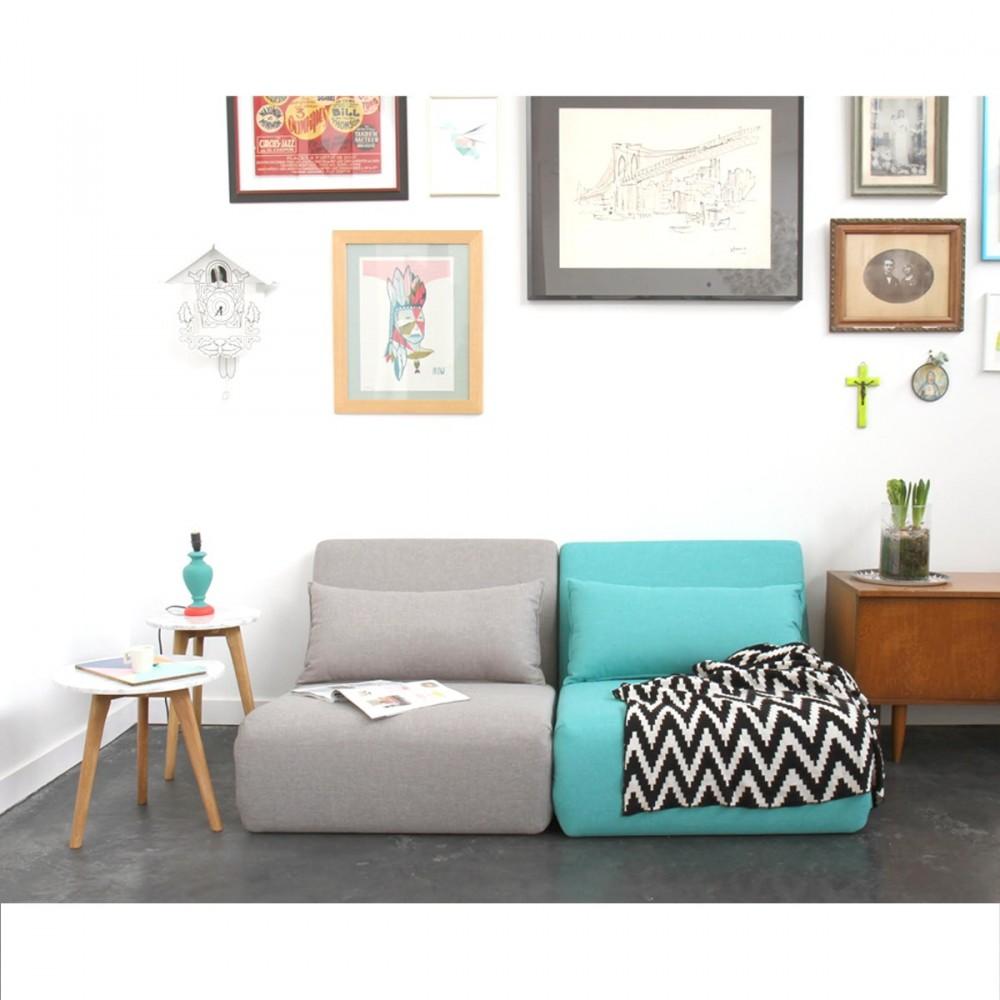 chauffeuse bz 1 place maison design. Black Bedroom Furniture Sets. Home Design Ideas