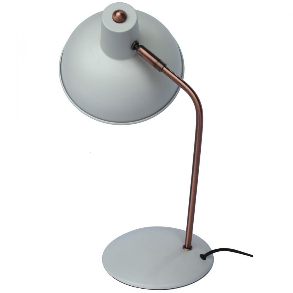 lampe poser m tal vintage stanford par. Black Bedroom Furniture Sets. Home Design Ideas