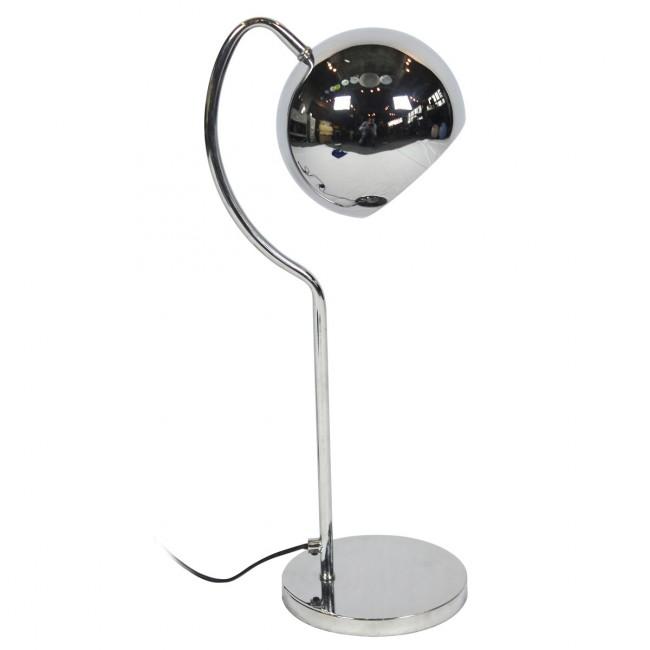 Lampe poser r tro seventies tubby par for Lampe a poser contemporaine