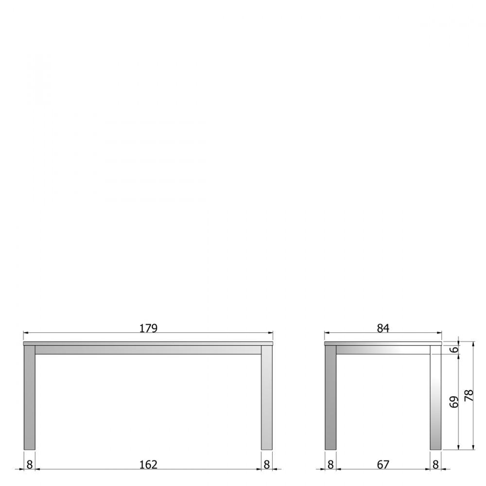 Drawer-Table-a-manger-en-chene-noire-Tygo