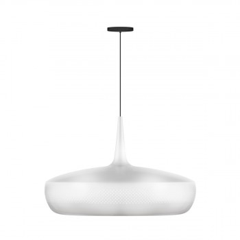 Suspension vintage Clava Dine blanc