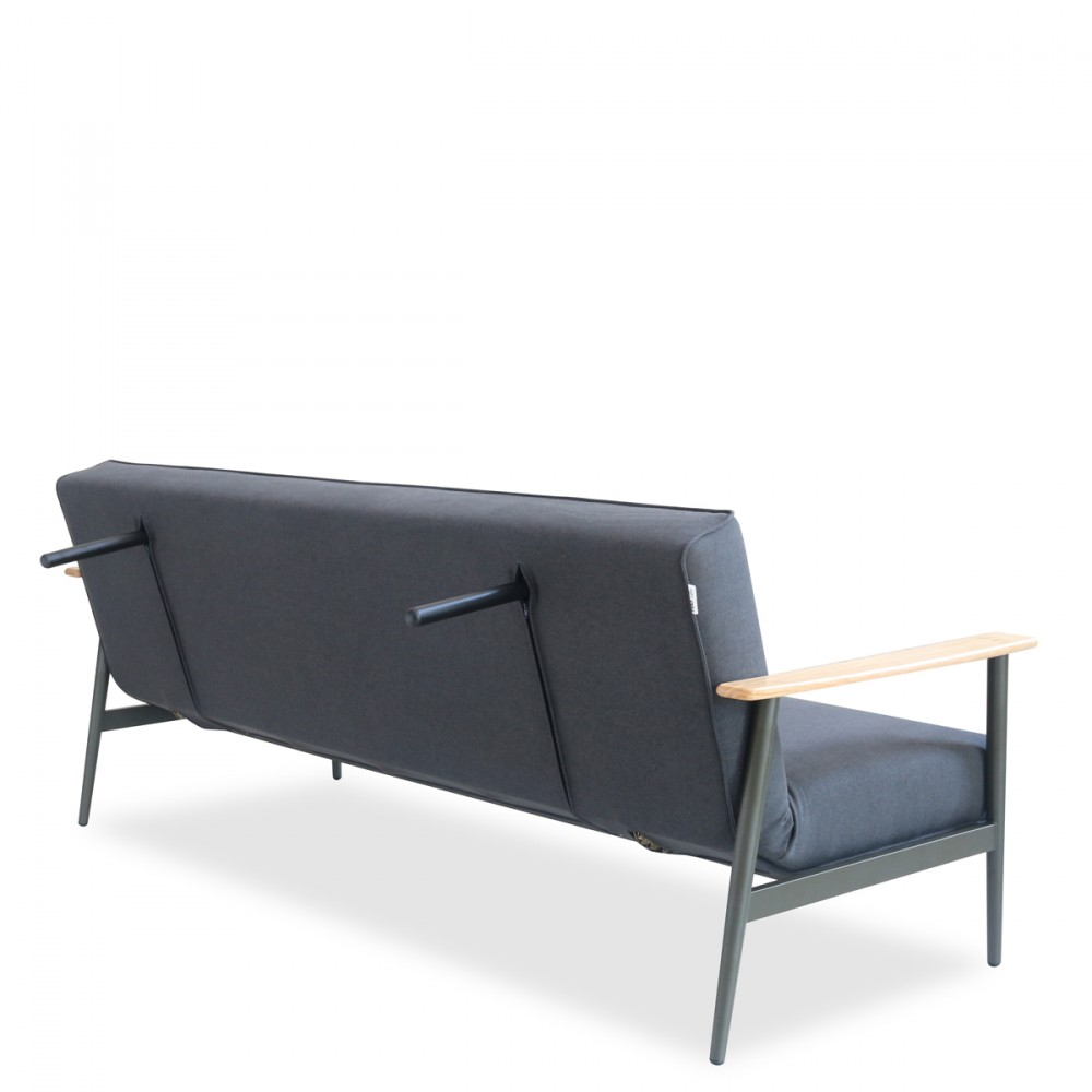 Canap 3 places scandinave convertible osborn by drawer - Canape design scandinave ...