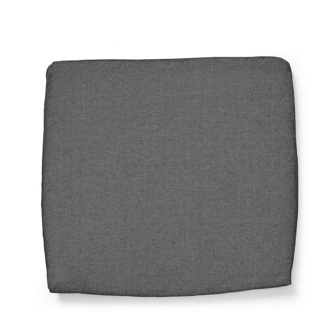 Coussin en tissu pour fauteuil Kavon