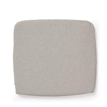 Coussin d 39 ext rieur pour transat ou chaise de jardin drawer for Tissu pour coussin exterieur