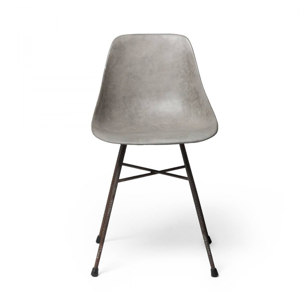 chaise design b ton hauteville by. Black Bedroom Furniture Sets. Home Design Ideas