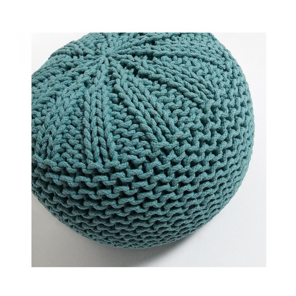 Pouf Tricote