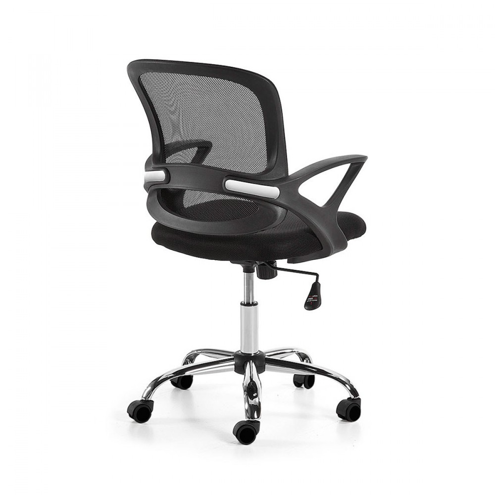 chaise de bureau moderne elegant gallery of chaise bureau. Black Bedroom Furniture Sets. Home Design Ideas
